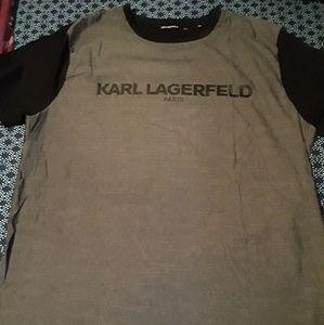 Authentic Karl Lagerfeld tee